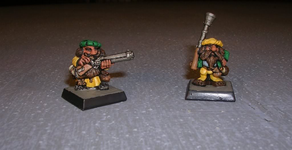 Ironbull's Painted Warbands Handguns1