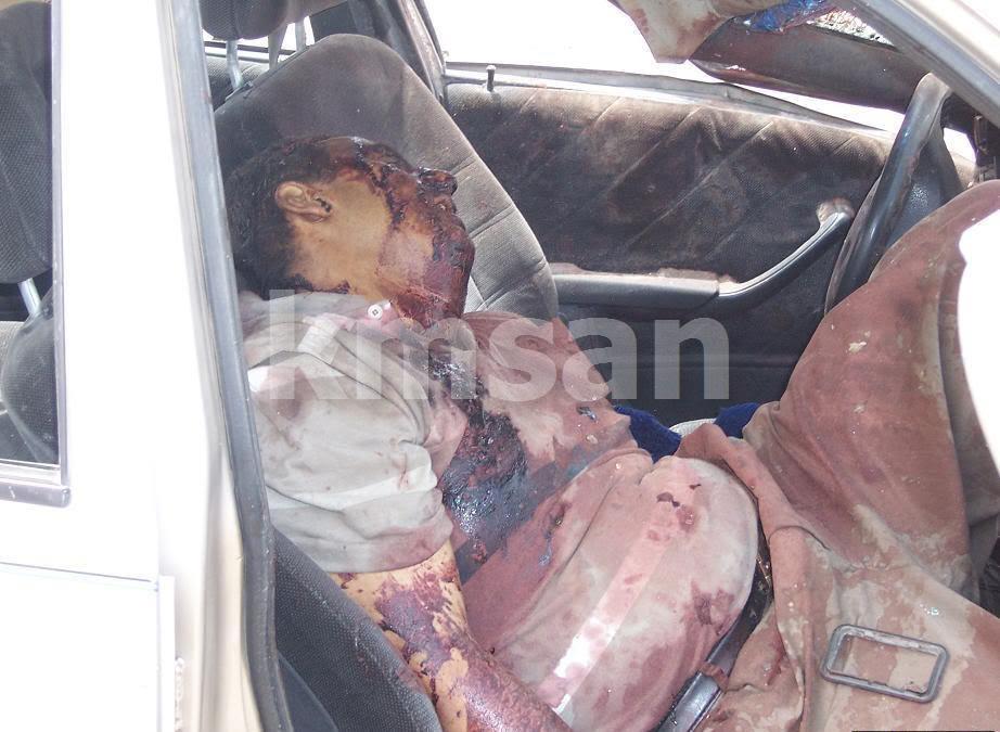 قتل عراقى من اجل سرقة جهاز موبايل (صور مؤلمة) 1-19