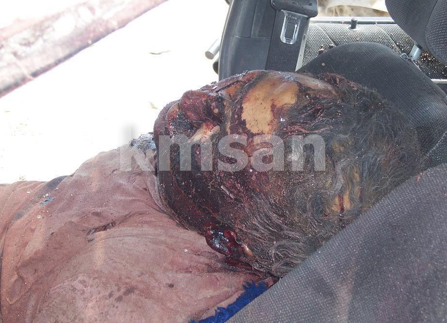 قتل عراقى من اجل سرقة جهاز موبايل (صور مؤلمة) 2-18
