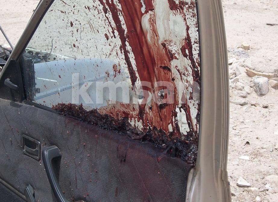 قتل عراقى من اجل سرقة جهاز موبايل (صور مؤلمة) 4-13