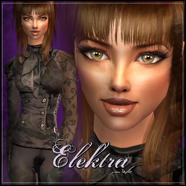 ¡Las mejores fotos de tus sims! Elektra