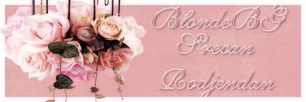 BlondeBG, sve najlepse.... Blobdebg