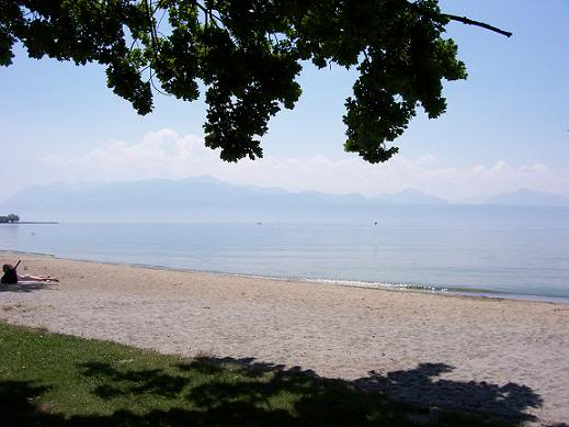 Nervana Park-M Lausanne-beach