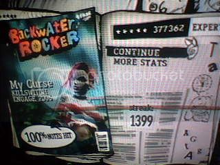Guitar Hero Scores MyCurse