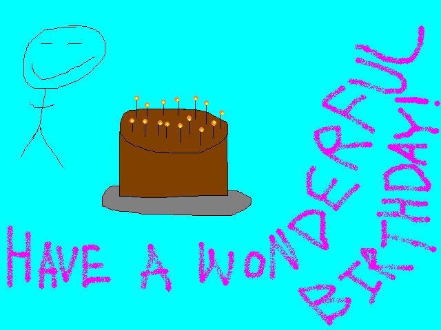 Happy Birthday Monica! Birthday
