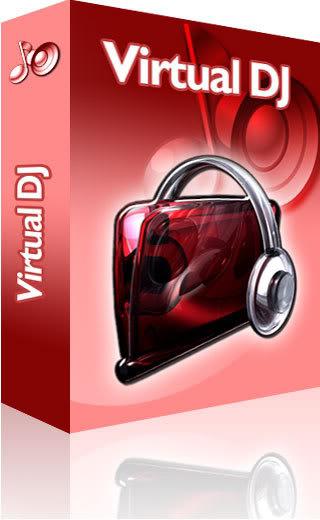 Virtual dj Box
