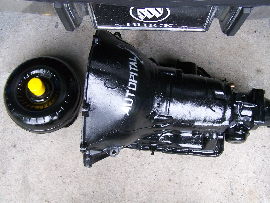 700r4  combien hp  sa peu endurer   100_4887