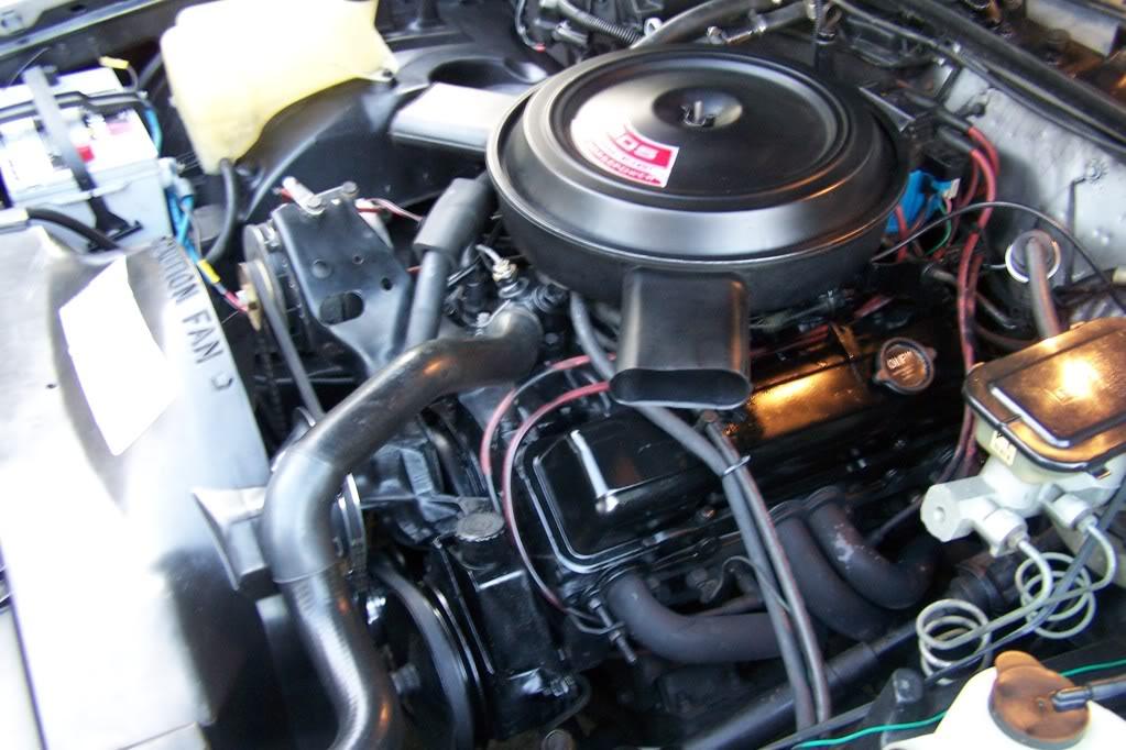 HISTORIQUE  du Small Block Chevrolet, la base moteur V8 la plus construite au monde Moteur31aout004
