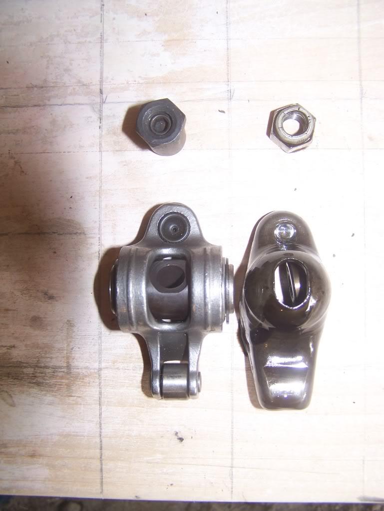 355 chevrolet   rocker 1.5 stock vs 1.6 roller   Rocker001