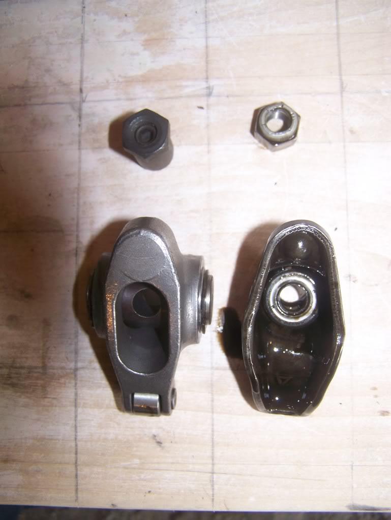 355 chevrolet   rocker 1.5 stock vs 1.6 roller   Rocker002