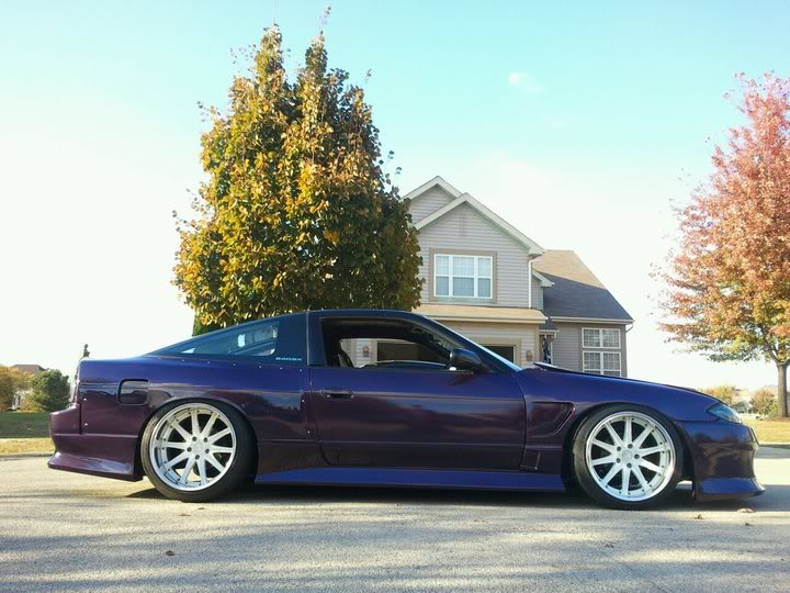 The CA240SX Wheel Fitment and Ride Height thread. 197270_532737802639_62800331_31159463_4616219_n