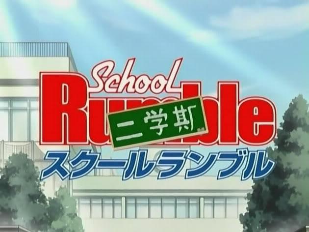School Rumble ni Gakki Series