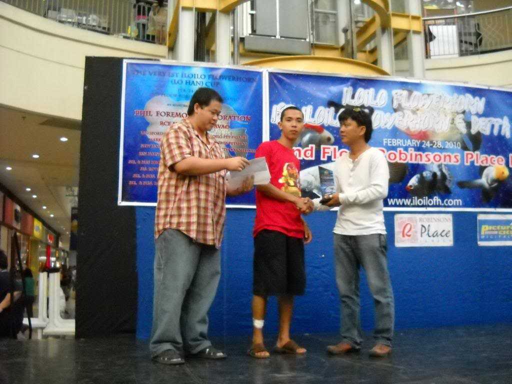 IloIloFH  Show - Awarding -maraming salamat DSCN2512