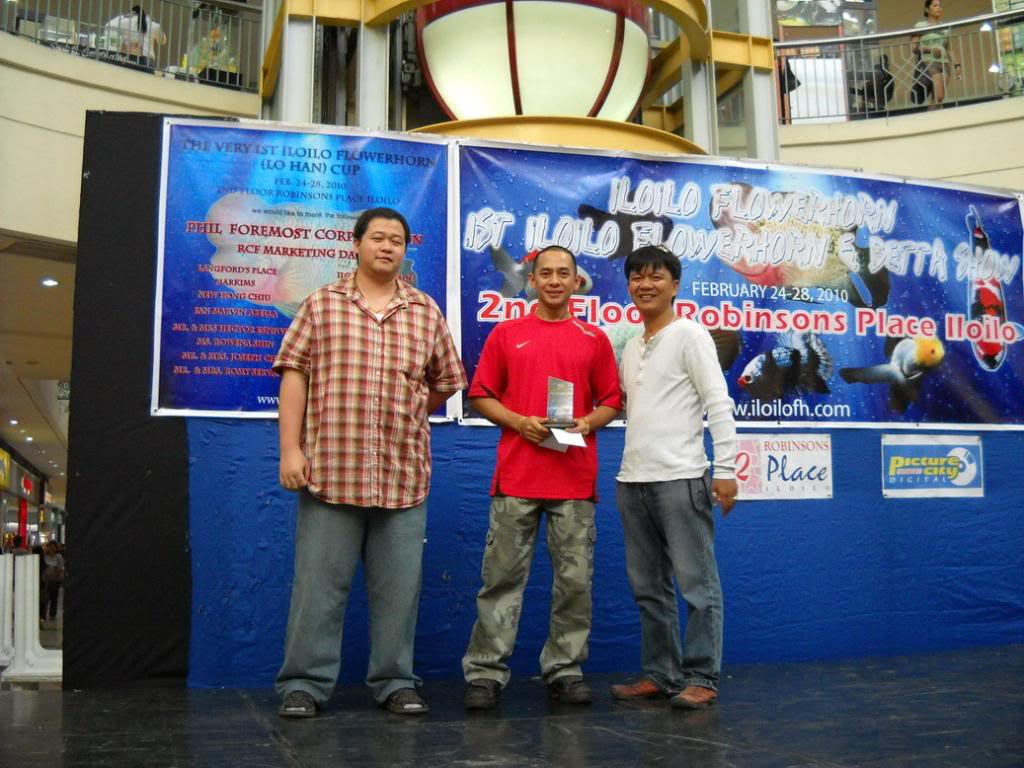 IloIloFH  Show - Awarding -maraming salamat DSCN2530