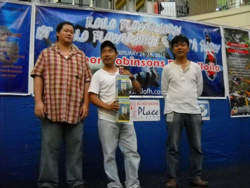 IloIloFH  Show - Awarding -maraming salamat DSCN2541