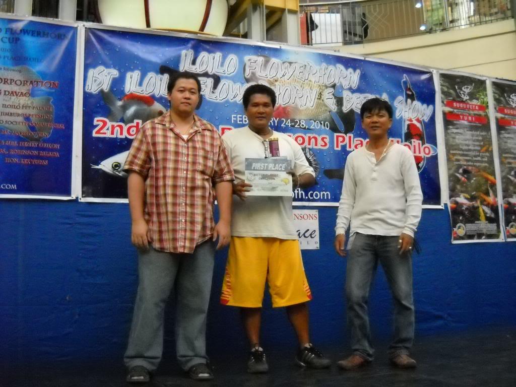 IloIloFH  Show - Awarding -maraming salamat DSCN2542