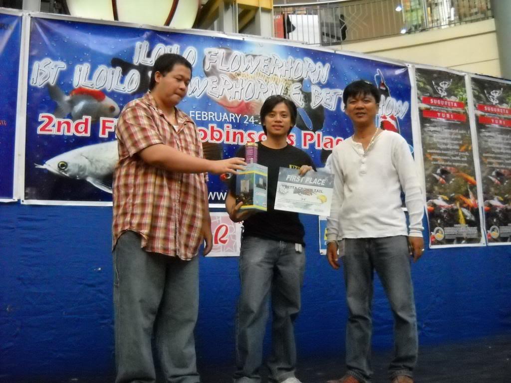 IloIloFH  Show - Awarding -maraming salamat DSCN2544