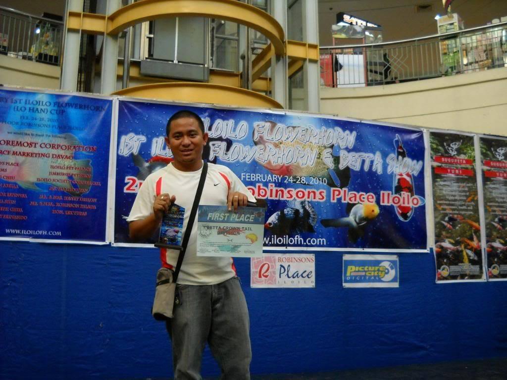 IloIloFH  Show - Awarding -maraming salamat DSCN2555