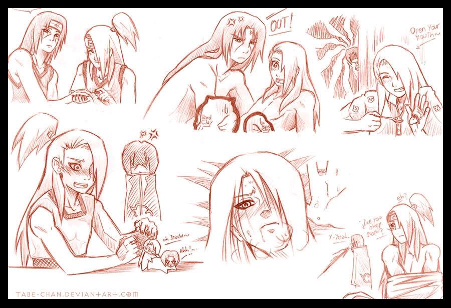 ItaDei >>Naruto SKETCH_ItaDei_by_tabe_chan