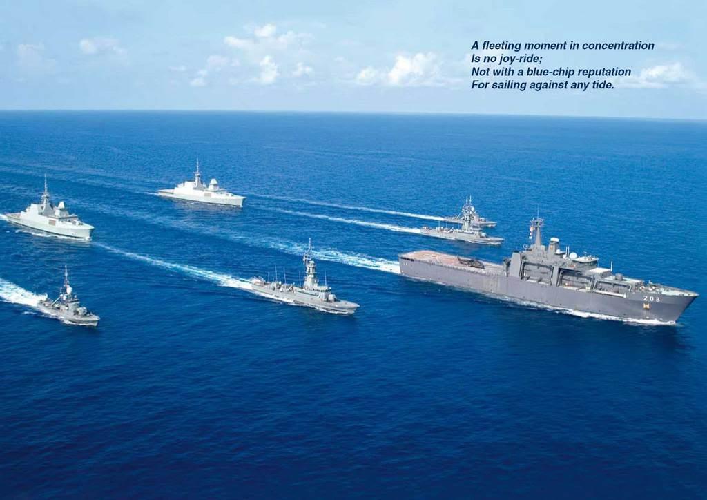 Forces armées de Singapour/Singapore Armed Forces (SAF) Navy-News-Issue-01-2007_Pag
