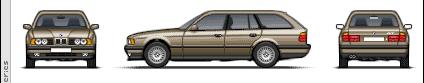 BMW 525Touring