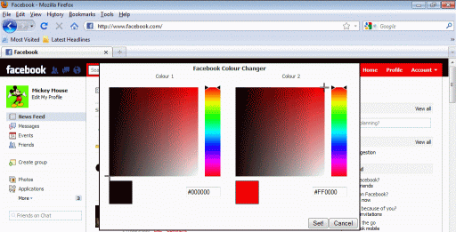 facebook colour changing easyer ColourChanger3