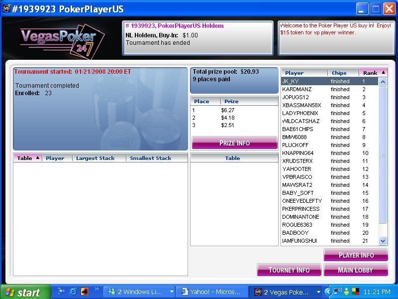 Not a big win but  a win PPUSVegaswin1-21-08