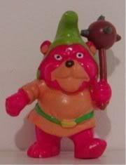 LES GUMMI - GUMMI BEARS (Fisher Price) (Kellogs) 1985 Gruffi