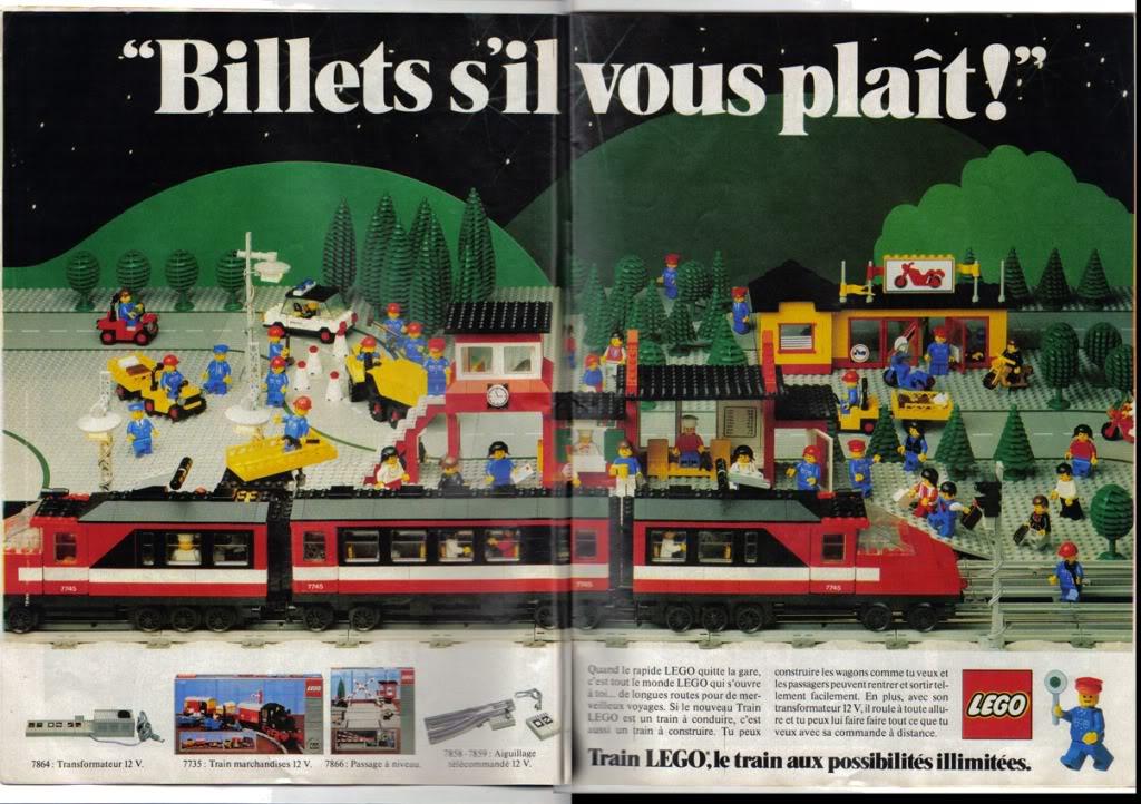 Lego City (Vintage) 005-3
