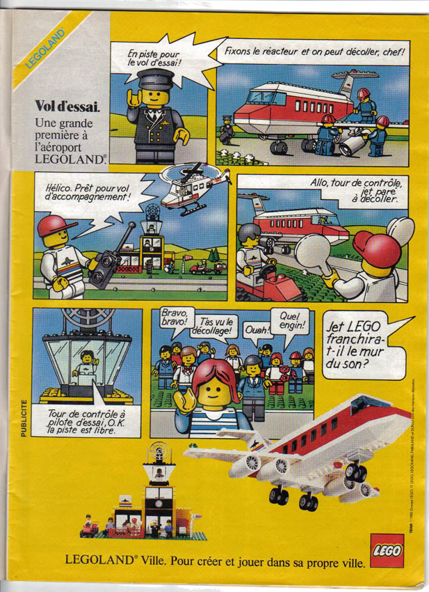 Lego City (Vintage) 009-2
