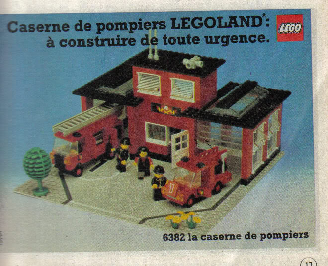 Lego City (Vintage) Pub05