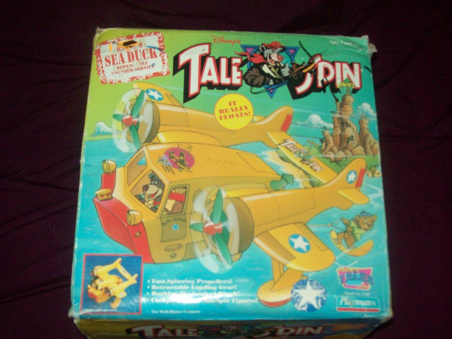 Super Baloo/Talespin (Playmates et autres) 1991 Talespin_Sea_Duck_by_Axel16_zps5bd44436