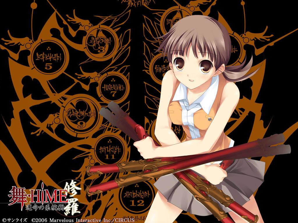 Akane Higurashi Mai-hime_12