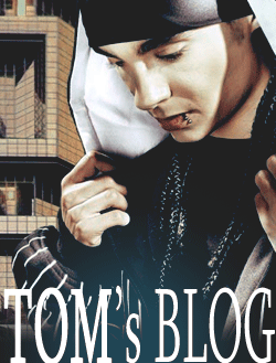 Tom Kaulitz's blog