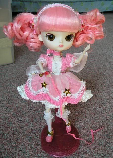 Magical pink chan Magicalpinkstock