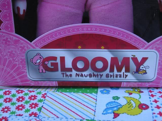 Gloomy Bear, D-133 GBNRFBsm2