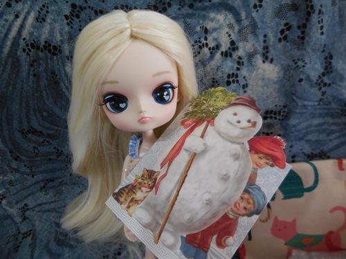 Hilarity's Tea Party themed gift from Owari and kyubi09  Hilarity3