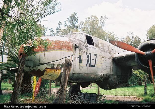 Museo Militar de  aviación. - Página 4 B25Aragon_00807b