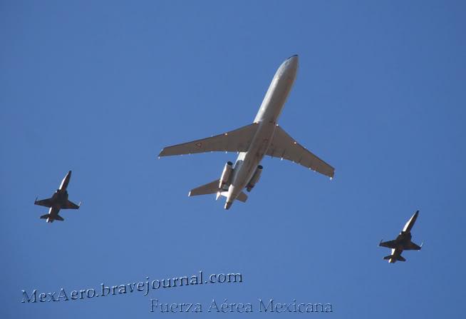 Boeing 737  Escuadrón 502 B727yF5