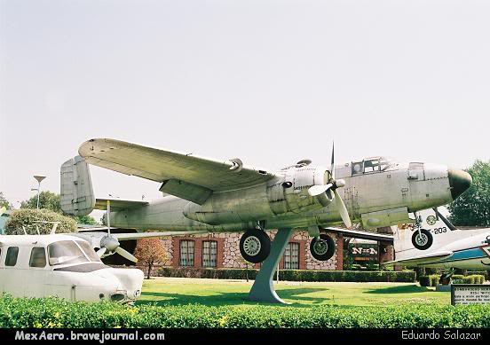 B-17 de la FAM....sixties.... MUTECb-25