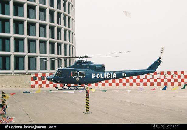 aeronaves - Aeronaves de Corporaciones policiacas de y Emergencia del México. - Página 6 SFCondores