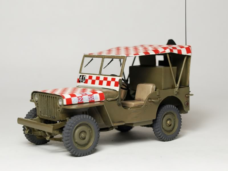 Jeep Willys - FOLLOW ME 1 & 2 (1/35) P3267191