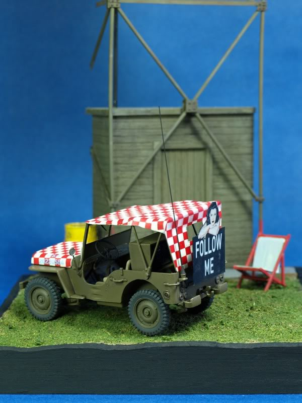 Jeep Willys - FOLLOW ME 1 & 2 (1/35) P7057439