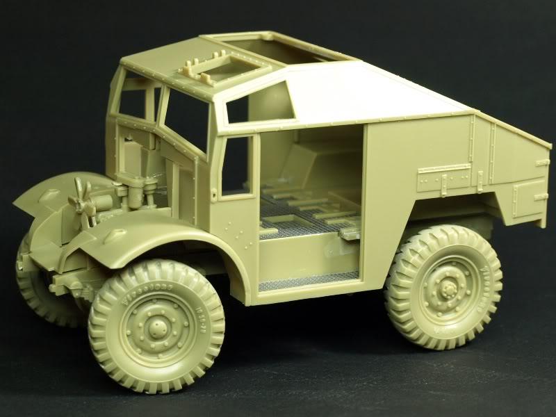 QUAD Gun Tractor (Caunter scheme) P5034497