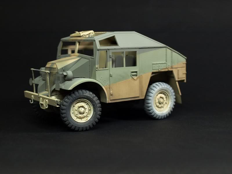 QUAD Gun Tractor (Caunter scheme) P5094504