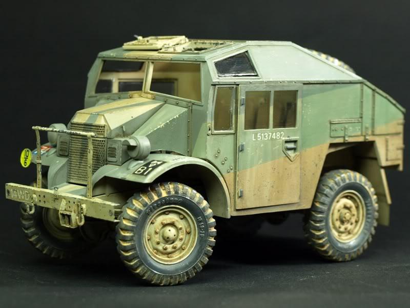 QUAD Gun Tractor (Caunter scheme) P5114508