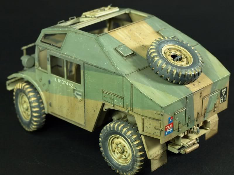 QUAD Gun Tractor (Caunter scheme) P5114515