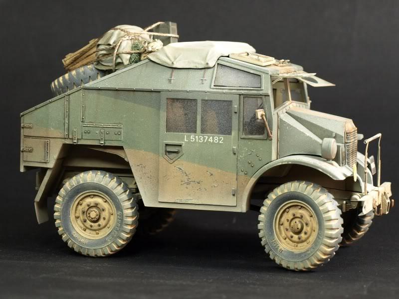 QUAD Gun Tractor (Caunter scheme) P5164534