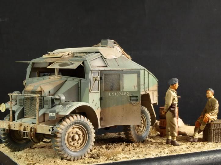 QUAD Gun Tractor (Caunter scheme) P5244568