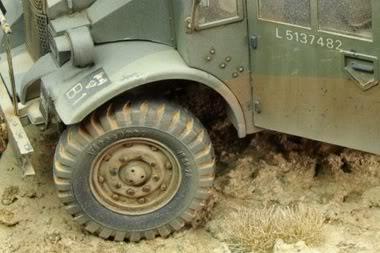 QUAD Gun Tractor (Caunter scheme) P5254575